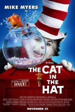 戴帽子的猫